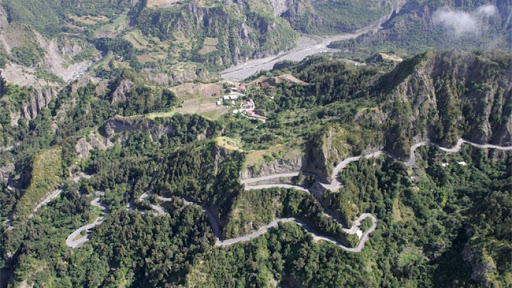Info route Cilaos